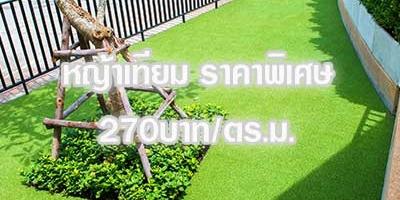 หญ้าเทียมราคาส่ง เดือนตุลาคม 59