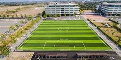 รับสร้างสนามฟุตบอล/ฟุตซอลหญ้าเทียม ขนาด 5 7 9 และ 11คน