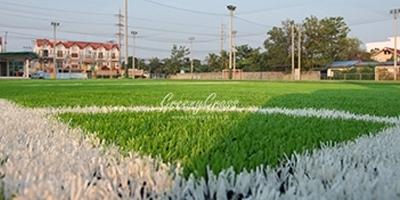 รับสร้างสนามฟุตบอลหญ้าเทียมมาตรฐานฟีฟ่า