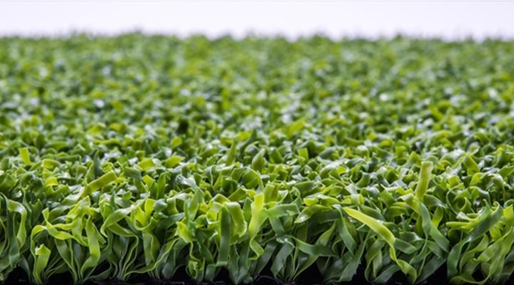 หญ้าเทียมตกแต่งสีเขียว M-145 (1 cm.)