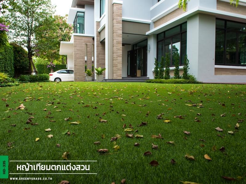 จัดสวนรอบบ้านหรู THE GRAND