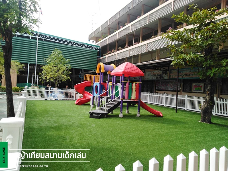 สนามเด็กเล่น โรงเรียนวัดเทพลีลา