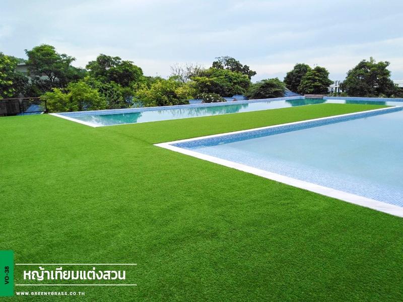 หญ้าเทียมตกแต่ง Phi Phi Andaman Legacy Resort