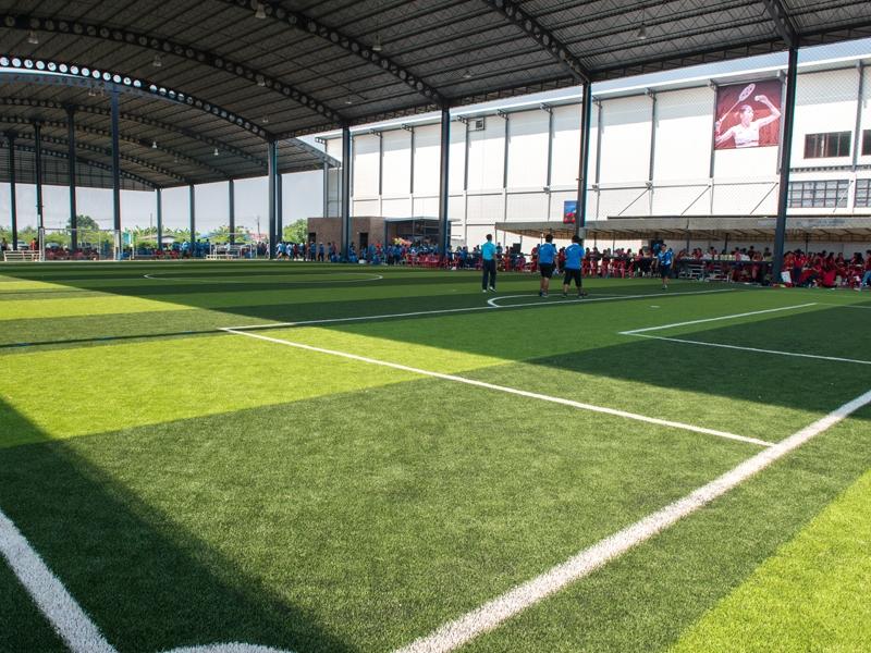 สนามฟุตบอลหญ้าเทียม อิชิ สปอร์ต คลับ