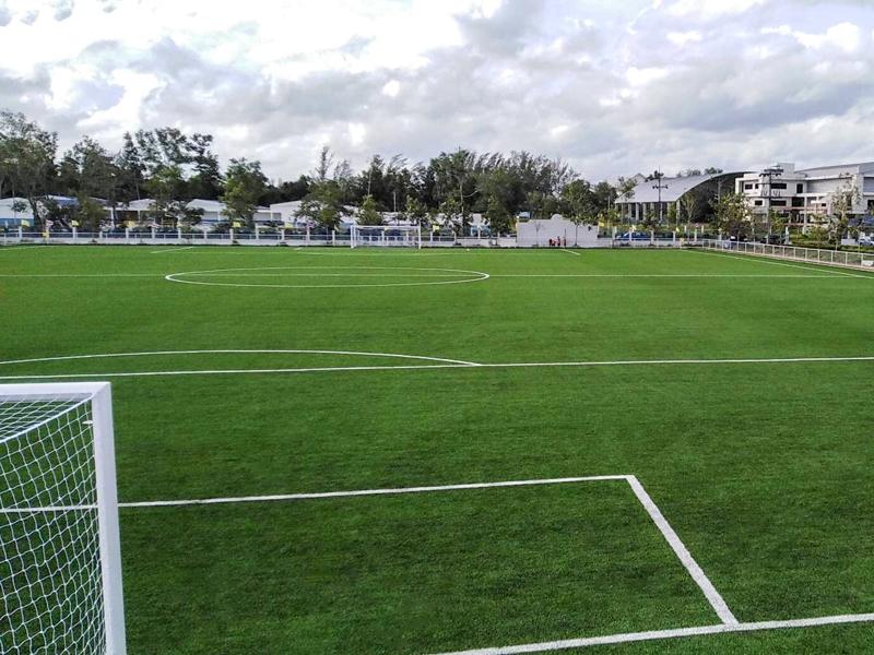 สนามฟุตบอลหญ้าเทียมจังหวัดตรัง (FIFA QUALITY)
