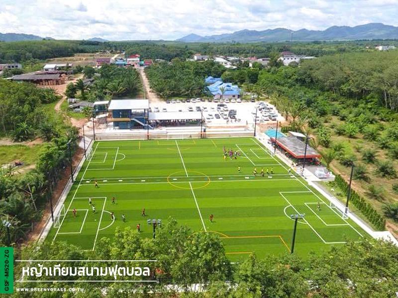 สนามฟุตบอลหญ้าเทียม ลำทับสเตเดียม