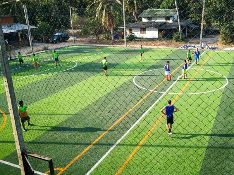 สนามฟุตบอลหญ้าเทียม Phangan Arena