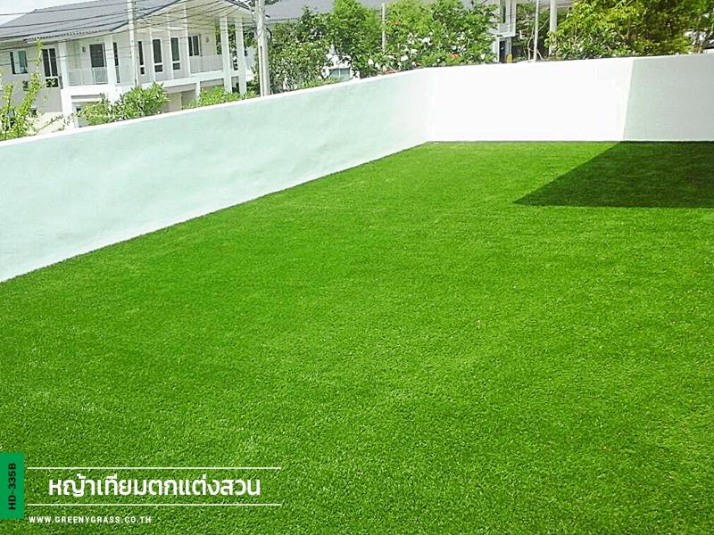 หญ้าเทียมตกแต่ง Habitia Motif ปัญญารามอินทรา