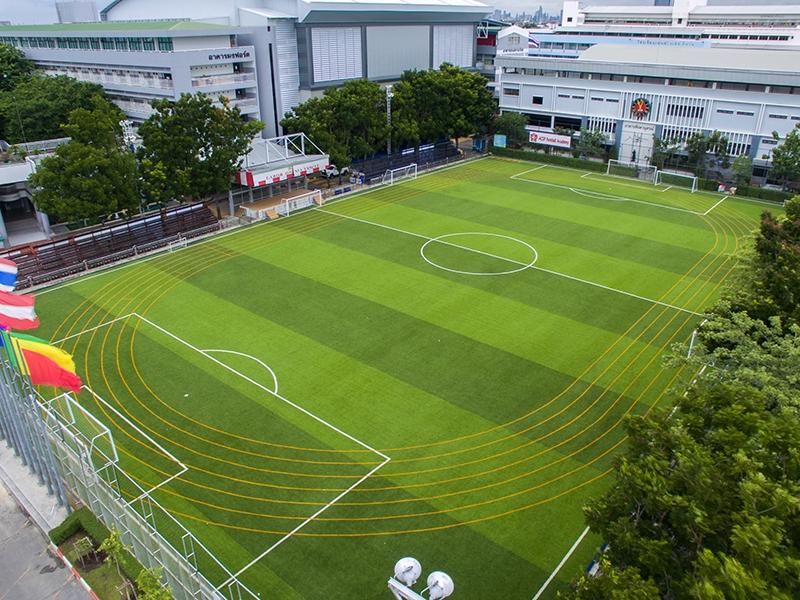 สนามฟุตบอลหญ้าเทียม โรงเรียนอัสสัมชัญ สมุทรปราการ