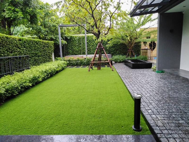 หญ้าเทียมแต่งสวน MIND ติวานนท์