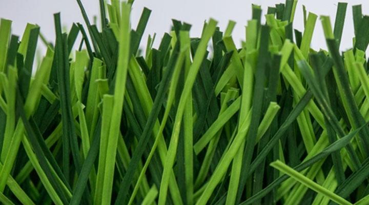 หญ้าเทียมสนามฟุตบอล GSF-T5516-ZG (5 cm.)