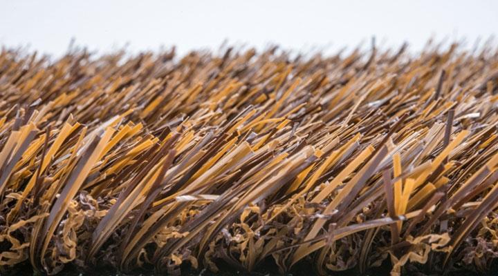หญ้าเทียมตกแต่ง GLX-220C สีน้ำตาล (2 cm.)