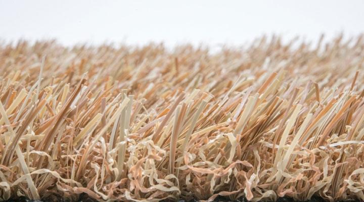 หญ้าเทียมตกแต่ง GLX-220L สีครีม (2 cm.)