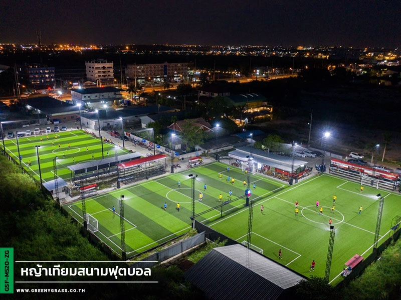 สนามฟุตบอลหญ้าเทียม ทีเอส แพรกษา ฟุตบอลคลับ เฟส2