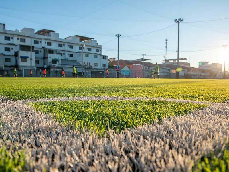 สนามฟุตบอลหญ้าเทียม Mr.Ken Soccer