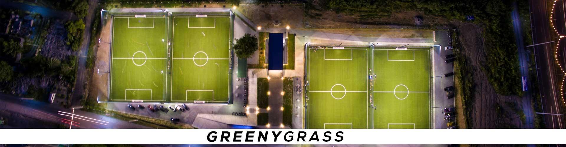 สนามฟุตบอลหญ้าเทียม top view