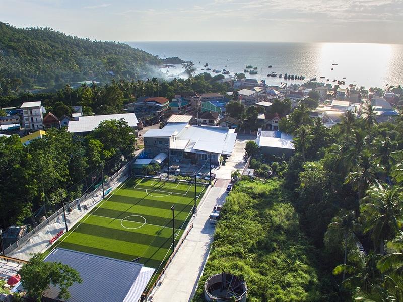 สนามฟุตบอล Spring Arena เกาะเต่า