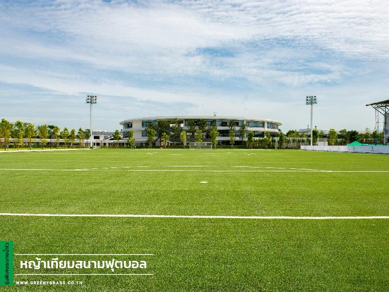 สนามฟุตบอลหญ้าเทียม VERSO International School