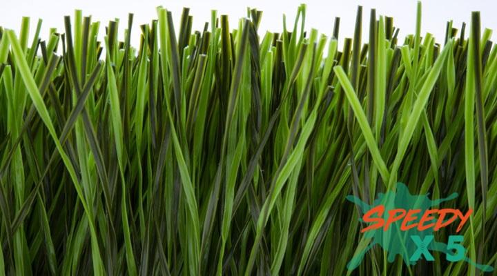 หญ้าเทียมสนามฟุตบอล 5 cm. พรีเมียม-ระบายน้ำไว (รุ่น MN50)