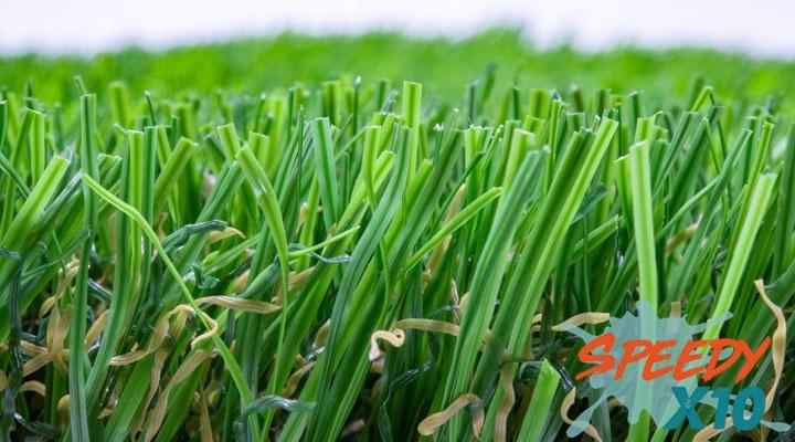 หญ้าเทียมจัดสวน 2 cm. พรีเมียม-ระบายน้ำไว (รุ่น PET GRASS PLUS)