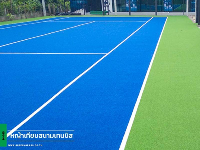 สนามเทนนิส Mudley Academy จ.เชียงใหม่