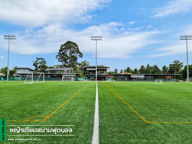 สนามฟุตบอลหญ้าเทียม Samui United Academy
