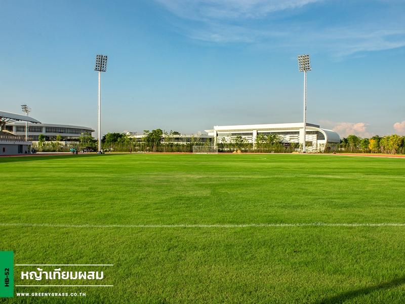 สนามฟุตบอลหญ้าเทียมผสม VERSO International School