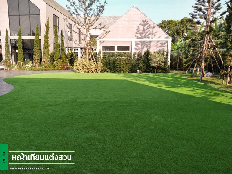 จัดสวนหญ้าเทียม สตูดิโอ มูฟวี่ ทาวน์