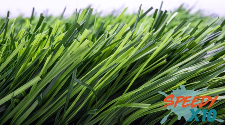 หญ้าเทียมสนามฟุตบอล 5 cm. พรีเมียม-ระบายน้ำไว (GSF-T5516-GB)