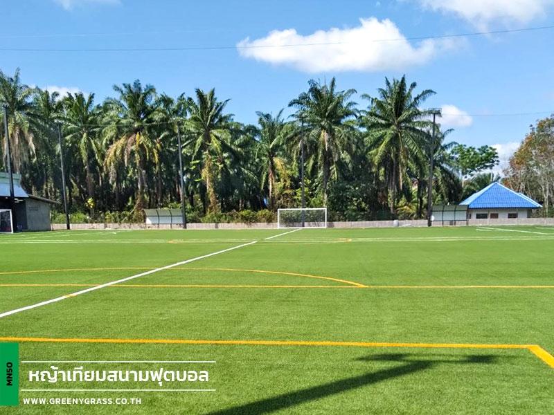 สนามฟุตบอลหญ้าเทียม SF SPORT CLUB จ.กระบี่