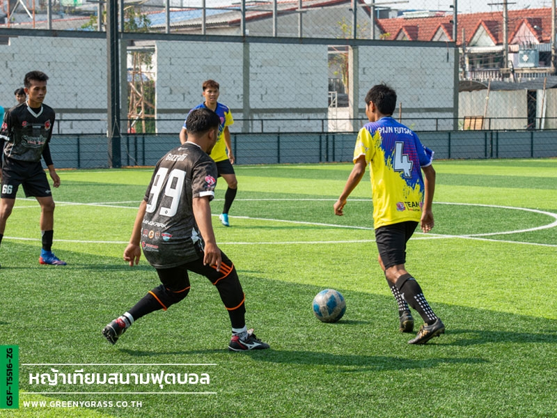 สนามฟุตบอลหญ้าเทียม THE MATCH