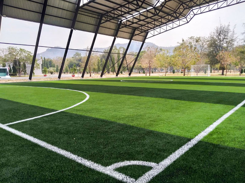 สนามฟุตบอลหญ้าเทียม ศูนย์การบินทหารบก จังหวัดลพบุรี