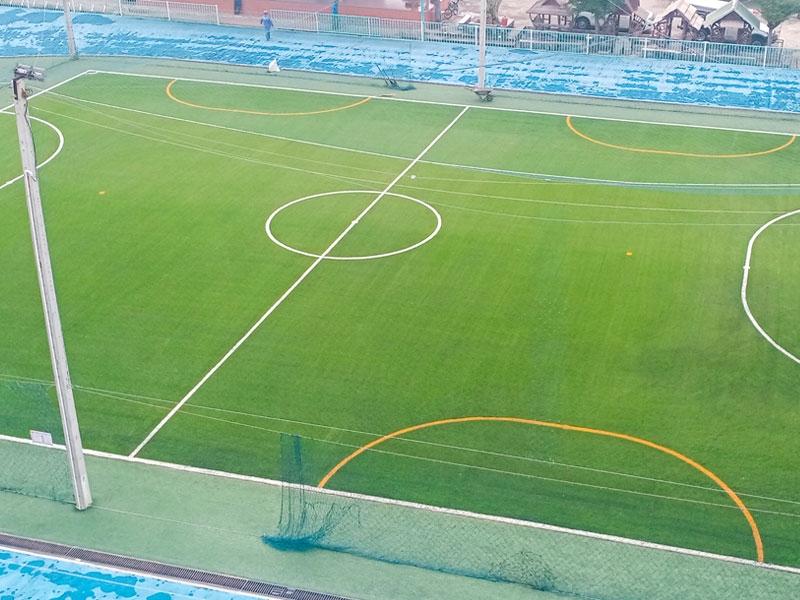 สนามฟุตบอล โรงเรียนมารีย์วิทยา นครราชสีมา